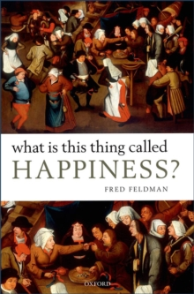 What Is This Thing Called Happiness?, EPUB eBook