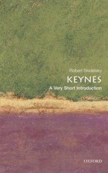 Keynes: A Very Short Introduction, PDF eBook