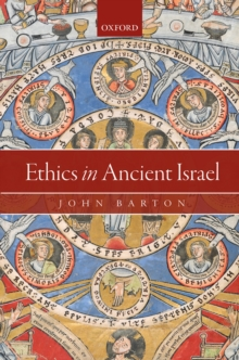 Ethics in Ancient Israel, PDF eBook
