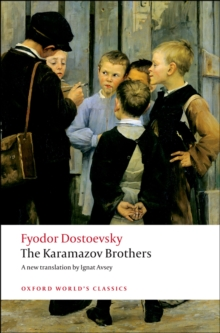 The Karamazov Brothers, EPUB eBook
