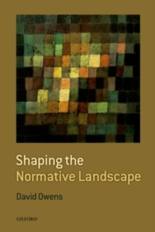 Shaping the Normative Landscape, PDF eBook