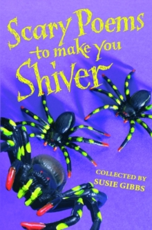 Scary Poems to Make You Shiver, Paperback Book