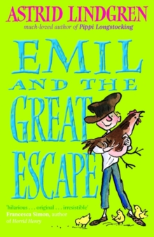 Emil and the Great Escape, Paperback Book