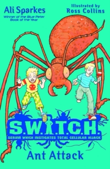 Switch:Ant Attack, Paperback Book