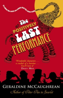The Positively Last Performance, Paperback / softback Book