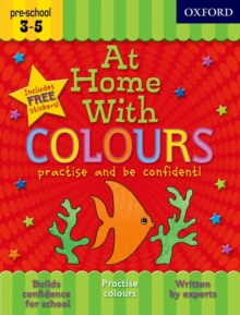 At Home With Colours, Mixed media product Book