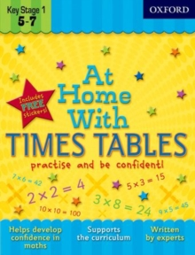 At Home With Times Tables, Mixed media product Book
