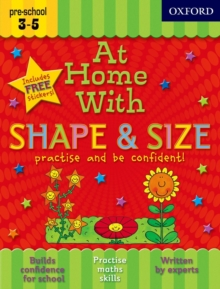 At Home With Shape & Size, Mixed media product Book