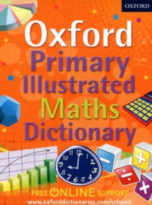 Oxford Primary Illustrated Maths Dictionary, Mixed media product Book