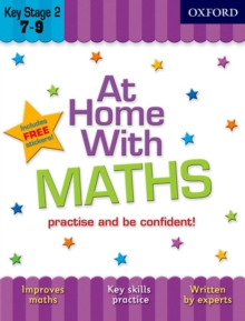 At Home with Maths (7-9), Mixed media product Book