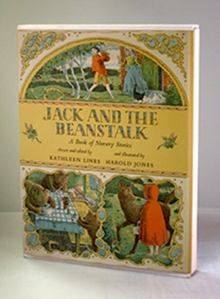 Jack and the Beanstalk: A Book of Nursery Stories (Limited Edition Slipcase), Hardback Book