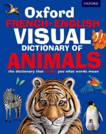 Oxford French-English Visual Dictionary of Animals, Paperback Book