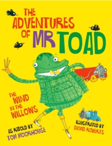 The Adventures of Mr Toad, Paperback Book