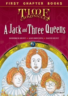 Oxford Reading Tree Read with Biff, Chip and Kipper: Level 11 First Chapter Books: A Jack and Three Queens, Hardback Book