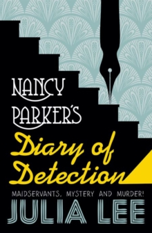 Nancy Parker's Diary of Detection, Paperback Book
