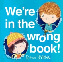 We're in the Wrong Book!, Paperback Book