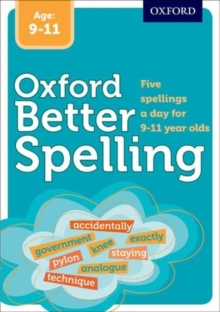 Better Spelling Age: 9-11, Paperback Book