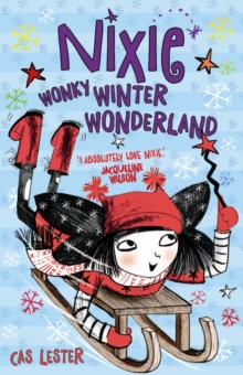 Nixie: Wonky Winter Wonderland, Paperback Book
