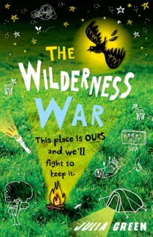 The Wilderness War, Paperback Book