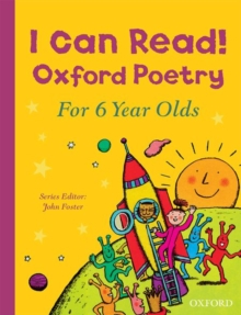 I Can Read! Oxford Poetry for 6 Year Olds, Paperback Book