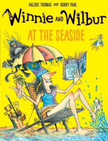 Winnie and Wilbur at the Seaside, Paperback / softback Book