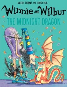 Winnie and Wilbur: The Midnight Dragon, Paperback / softback Book