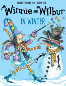 Winnie and Wilbur in Winter and audio CD, Paperback Book