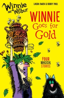 Winnie and Wilbur: Winnie Goes for Gold, Paperback / softback Book
