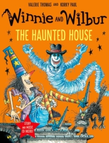 Winnie and Wilbur: The Haunted House, Mixed media product Book