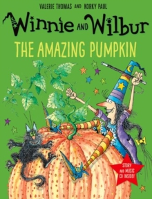 Winnie and Wilbur: The Amazing Pumpkin, Mixed media product Book
