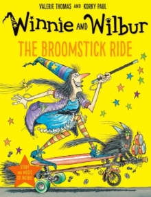 Winnie and Wilbur: The Broomstick Ride, Mixed media product Book