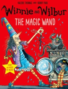 Winnie and Wilbur: The Magic Wand, Mixed media product Book