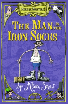 Here Be Monsters Part 2: Man In The Iron Socks, Paperback Book
