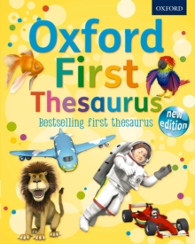 Oxford First Thesaurus, Mixed media product Book