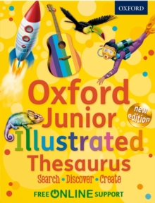 Oxford Junior Illustrated Thesaurus, Mixed media product Book