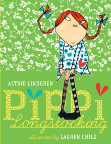 Pippi Longstocking Small Gift Edition, Paperback Book
