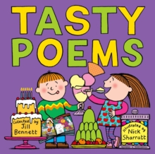 Tasty Poems : New Cover 2006, Paperback / softback Book