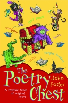 The Poetry Chest, Paperback Book