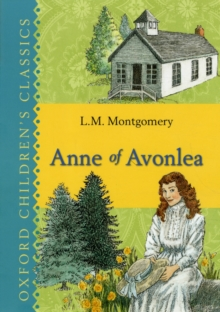 Anne of Avonlea, Hardback Book