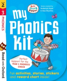 Read with Oxford: Stages 2-3: Biff, Chip and Kipper: My Phonics Kit, Mixed media product Book