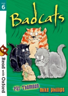 Read with Oxford: Stage 6: Badcats, Paperback / softback Book