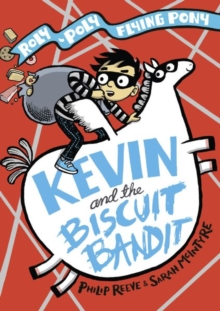 Kevin and the Biscuit Bandit, Hardback Book