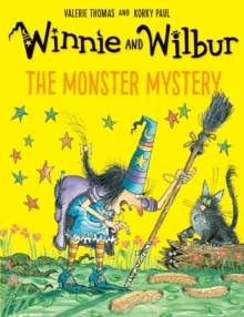 Winnie and Wilbur: The Monster Mystery PB, Paperback / softback Book