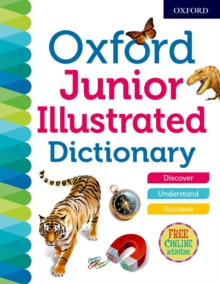 Oxford Junior Illustrated Dictionary, Paperback / softback Book