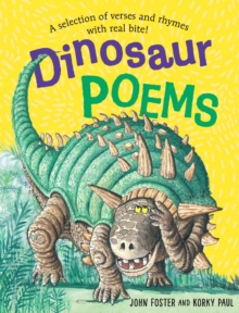 Dinosaur Poems, Paperback / softback Book