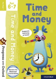 Progress with Oxford: Time and Money Age 6-7, Mixed media product Book