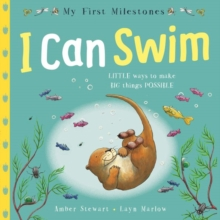 My First Milestones: I Can Swim, Paperback Book