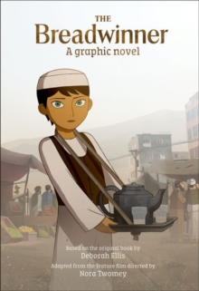 The Breadwinner graphic novel