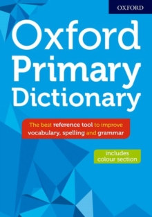 Oxford Primary Dictionary, Paperback Book