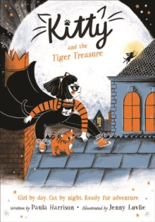 Kitty and the Tiger Treasure, Paperback / softback Book